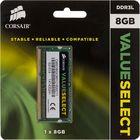 Память DDR3L 8Gb 1600MHz Corsair CMSO8GX3M1C1600C11 RTL PC3-12800 CL11 SO-DIMM 204-pin