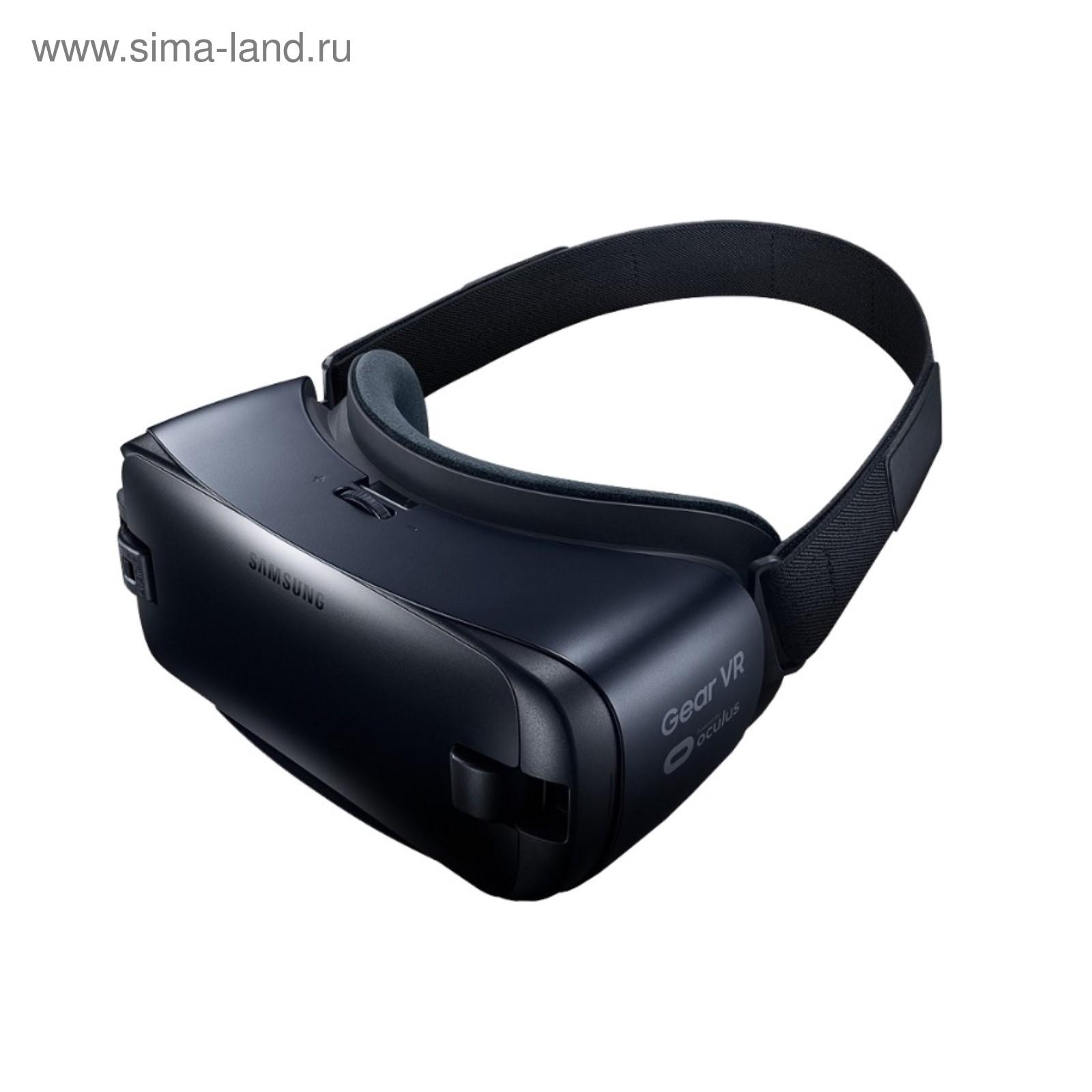 Очки виртуальной реальности Samsung Galaxy Gear VR SM-R323 темно-синий 6ca2bd90d20d4