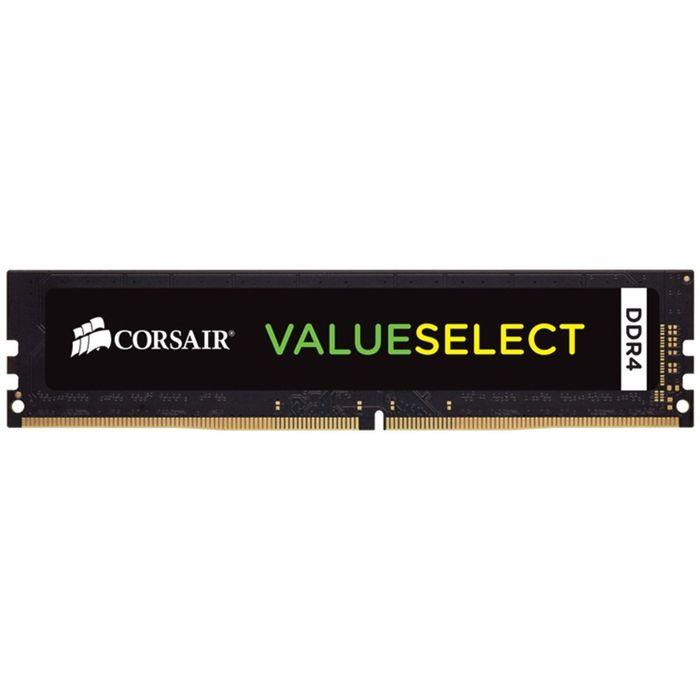 Память DDR4 8Gb 2133MHz Corsair CMV8GX4M1A2133C15 RTL PC4-17000 CL15 DIMM 288-pin 1.2В