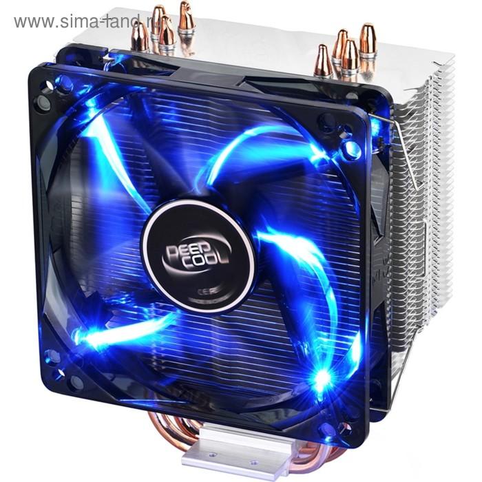 Устройство охлаждения(кулер) Deepcool GAMMAXX 400 Soc-FM2+/AM2+/AM3+/1150/1151/1155/2011