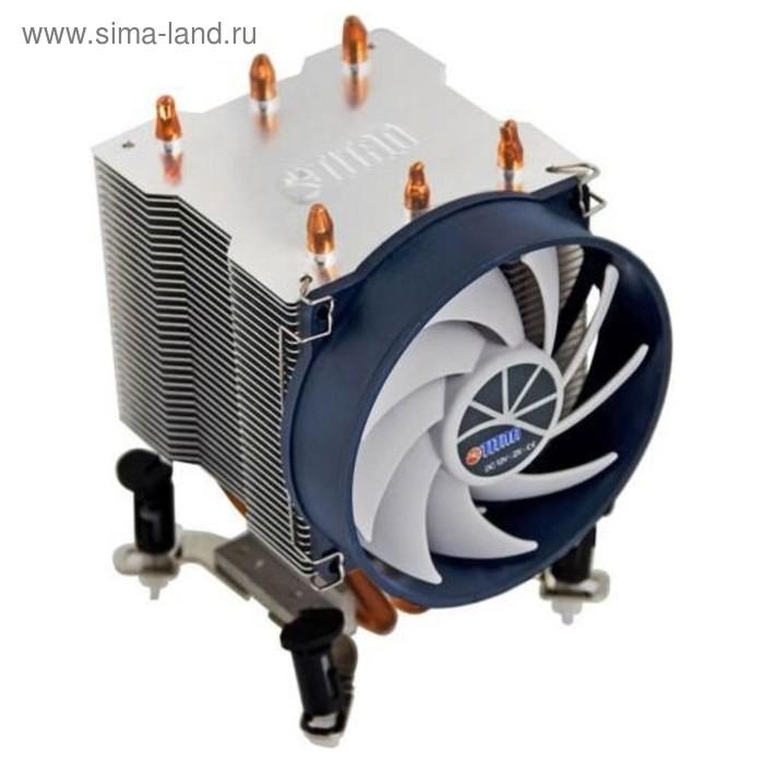 Устройство охлаждения(кулер) Titan TTC-NK35TZ/RPW(KU) Soc-FM2+/AM2+/AM3+/1150/1151/1155