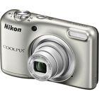 Фотоаппарат Nikon CoolPix A10 серебристый 16.1Mpix Zoom5x