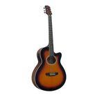 Электроакустическая гитара Colombo  LF - 401 CEQ / SB