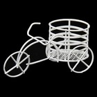 "Сувенир металл ""Велосипед трёхколесный "" 6,5х11,5х6 см"