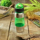 Бутылка для воды 450 мл, с соской, усиленная, микс, 7х20 см
