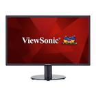 """Монитор ViewSonic 27"""" VA2719SH черный IPS LED 16:9 HDMI 700:1 300cd 178/178 1920x1080 D-Sub   329535"""