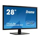 "Монитор Iiyama 28"" ProLite X2888HS-B2 VA 5ms 16:9 DVI HDMI 300cd 178/178 1920x1080 D-Sub DP"