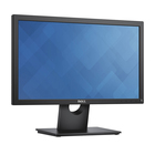 "Монитор Dell 18.5"" E1916He TN LED 5ms 16:9 600:1 200cd 90гр/65гр 1366x768 D-Sub DisplayPort   329509"