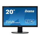 Монитор Iiyama 19.5 E2083HSD-B1 TN+film LED 5ms 16:9 DVI 1000:1 250cd 170/160 1600x900 D-Sub   32951