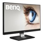"""Монитор Benq 23.8"""" GW2406Z черный IPS LED 16:9 HDMI матовая 250cd 1920x1080 D-Sub DP FHD"""
