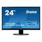 "Монитор Iiyama 24"" X2483HSU-B3 AMVA LED 4ms 16:9 HDMI 250cd 178/178 1920x1080 D-Sub DP USB"