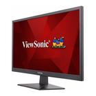 """Монитор ViewSonic 23.6"""" VA2407H черный TN LED 5ms 16:9 HDMI 250cd 170/160 1920x1080 D-Sub"""