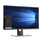 "Монитор Dell 27"" P2717H черный IPS 16:9 HDMI HAS Pivot 300cd 178/178 1920x1080 D-Sub DP USB   329531"