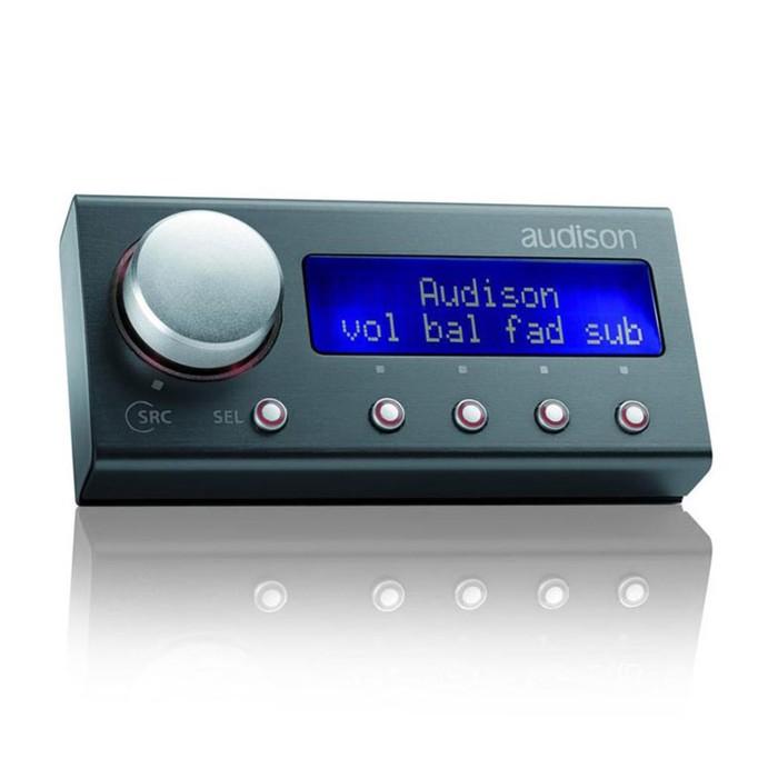 Пульт управления аудиопроцессоромAudison DRC MP