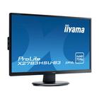 "Монитор Iiyama 27"" X2783HSU-B3 VA 4ms 16:9 HDMI 3000:1 300cd 178/178 1920x1080 D-Sub DP USB"