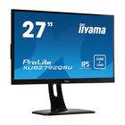 """Монитор Iiyama 27"""" XUB2792QSU-B1 IPS 5ms 16:9 DVI HDMI Pivot 350cd 178/178 2560x1440 DP USB"""