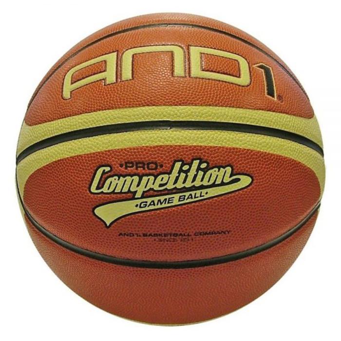 Баскетбольный мяч AND1 Competition Micro Fibre composite 6
