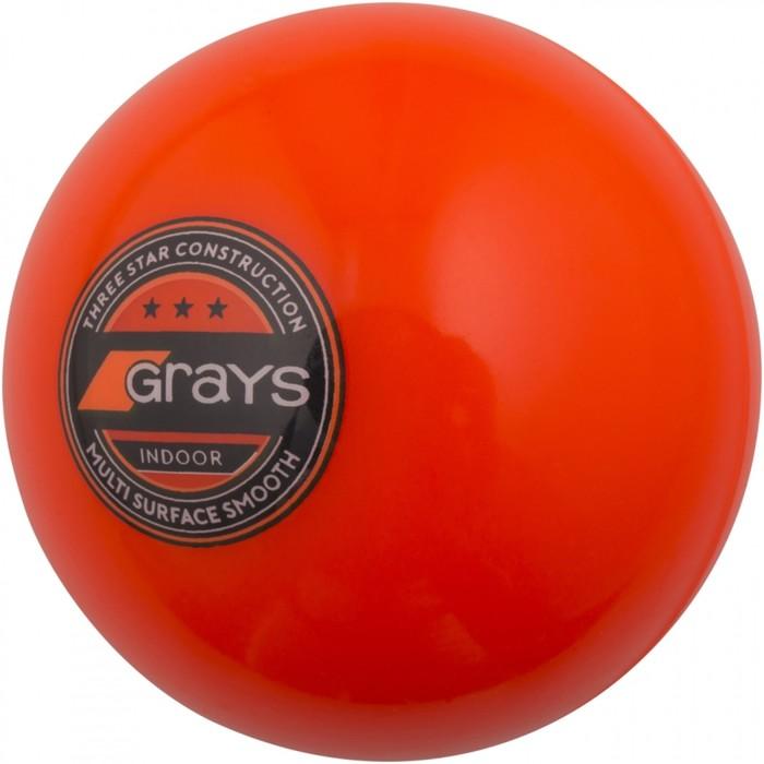 Мяч GRAYS INDOOR Взросл(SR) цвет оранжевый 644402
