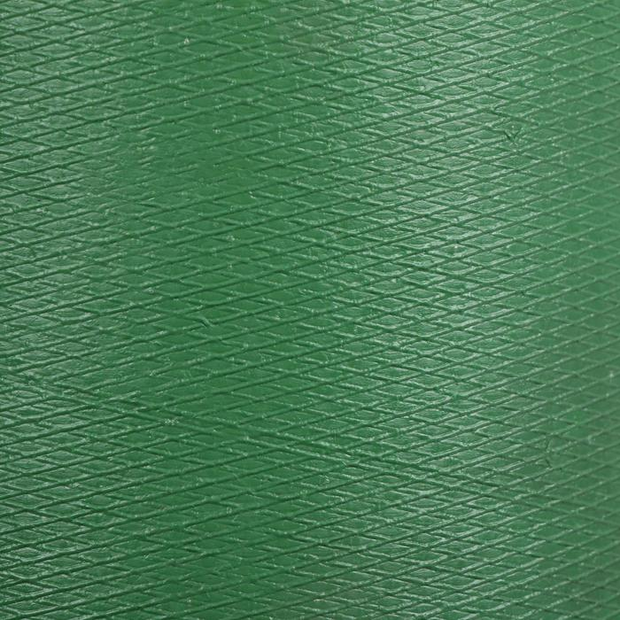 Лента бордюрная, 0.3 × 10 м, толщина 1.2 мм, пластиковая, зелёная