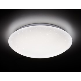 """Светильник """"Light"""" 72Вт LED белый, с пультом 50x50x8см"""