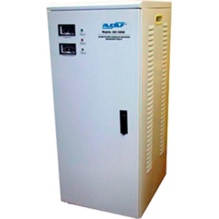 Стабилизатор напряжения RUCELF SDV-3-20000, электромех., напольный, точн. ±1.5%, 20000 ВА