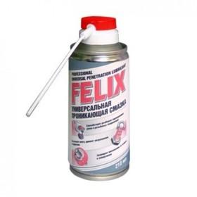 Силиконовая смазка FELIX, 210 мл