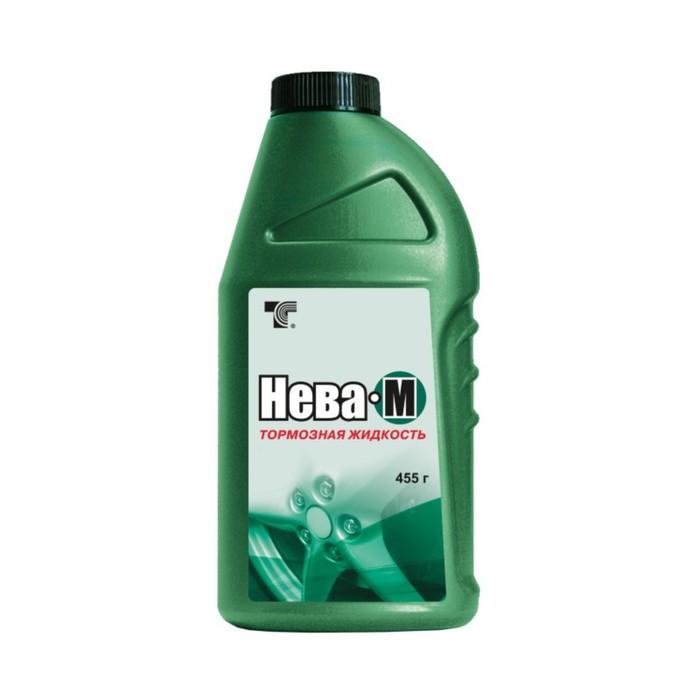 Тормозная жидкость Нева-М, 455 г