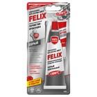 Герметик-прокладка FELIX серый, 100 г