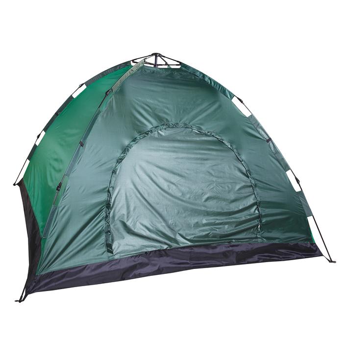 Палатка-автомат 255 х 255 х 150 см, цвет зелёный