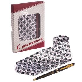 """Подарочный набор """"С уважением"""": галстук и ручка в Донецке"""
