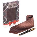 """Подарочный набор """"Любимому мужчине"""": галстук и ручка - фото 8874284"""