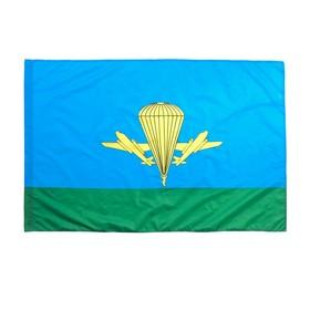 Флаг 90х150 см ВДВ, полиэстер Ош