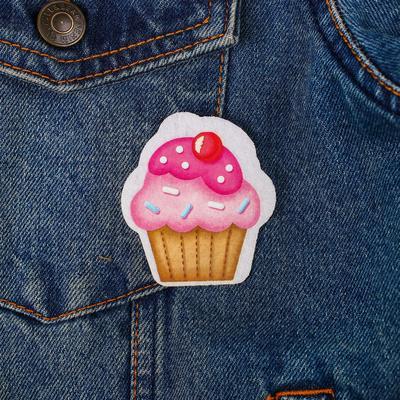 Значок «Пирожное»