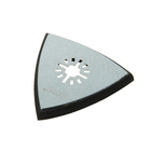 Подошва для МФИ FIT, для шлифовальных листов, треугольная, 80 мм