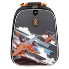 Рюкзак каркасный школьный эргономичная спинка Erich Krause Com Style 38х29х17см Flying Planes