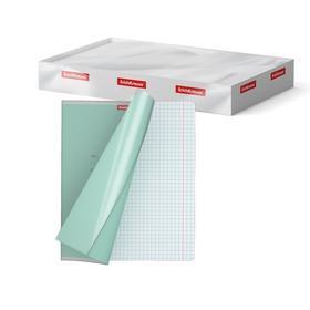 Обложка ПП 212 х 347 мм, 50 мкм, для тетрадей и дневников, в дисплее, текстура ORANGE PEEL Ош