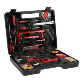 Tool kit TUNDRA universal 32 items, case