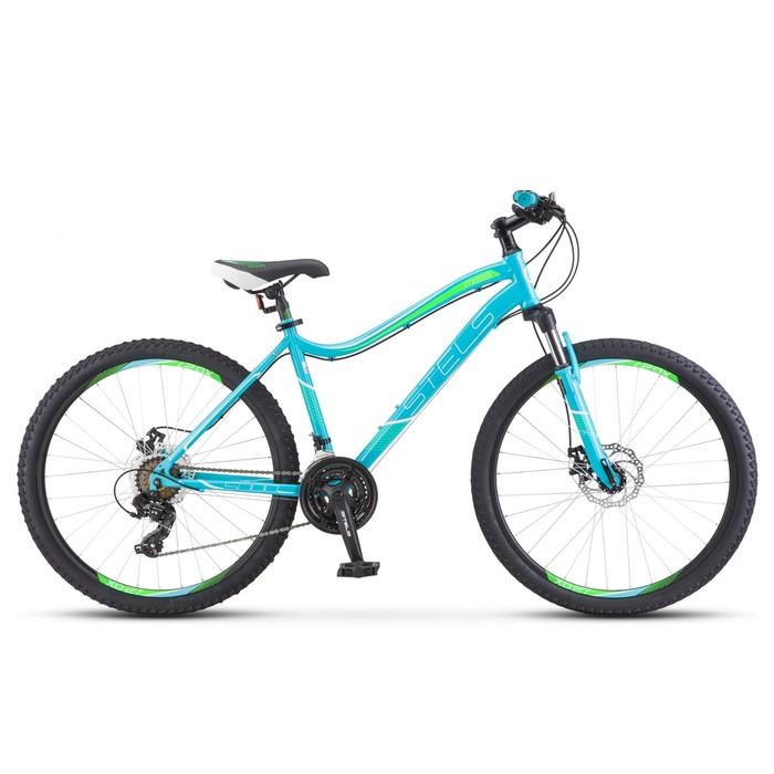 """Велосипед 26"""" Stels Miss-5000 MD, V010, цвет бирюзовый, размер 17"""""""