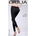 Легинсы женские LEGGY GO UP 02 цвет чёрный (black), размер 48-50 (L)