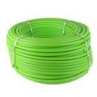 Сшитый полиэтилен VALFEX, бухта 160 м, d=16, стенка 2 мм, зеленый