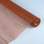 Джут натуральный, цвет коричневый, 0,53 x 4,57 м