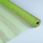 Джут натуральный, цвет светло-зелёный, 0,53 x 4,57 м
