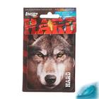 """Ароматизатор бумажный """"Волк"""", морская свежесть"""