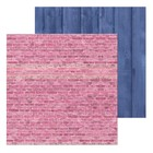Бумага для скрапбукинга «Текстуры», 20 × 20 см, 180 г/м