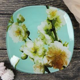 Тарелка десертная «Весенний вальс», d=20 см