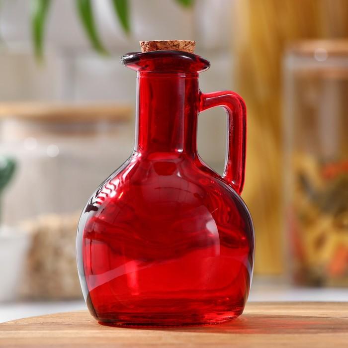 """Бутыль для соусов и масла """"Олио"""" 8х7x12 см, цвета МИКС"""