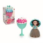 Кукла-мороженка с расчёской, МИКС