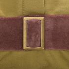 Костюм военного для девочки: платье, пилотка, трикотаж, хлопок 100%, рост 86 см, 1-2 года, цвета МИКС - фото 105521966