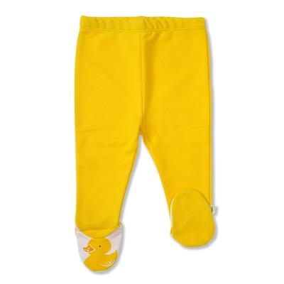 Ползунки детские на резинке, рост 62 см, цвет жёлтый У-ПЗ-116.3