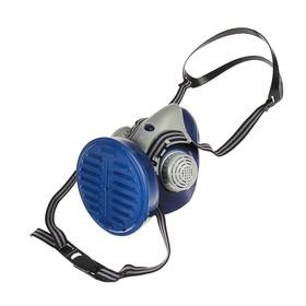 """Полумаска  фильтрующая """"ИСТОК- 300"""" с фильтром противоаэрозольным"""